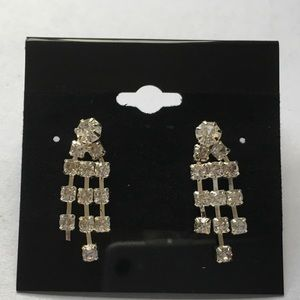 Jewelry - Crystal Rhinestone Earrings